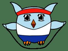 BabyOwl sticker #292458