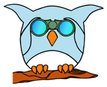 BabyOwl sticker #292462