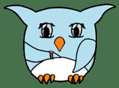 BabyOwl sticker #292463