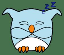 BabyOwl sticker #292464