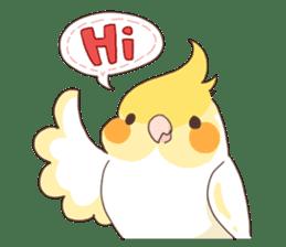 Chirping Bird sticker #292785