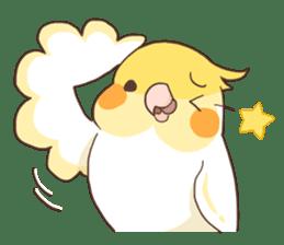 Chirping Bird sticker #292786