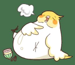 Chirping Bird sticker #292788