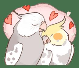 Chirping Bird sticker #292790