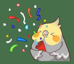 Chirping Bird sticker #292792