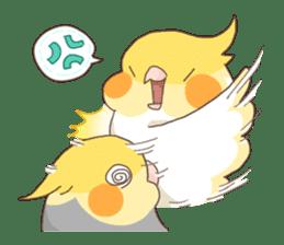 Chirping Bird sticker #292793