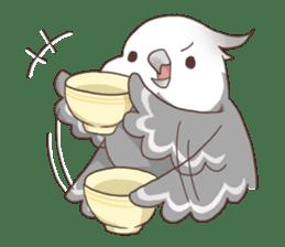 Chirping Bird sticker #292794