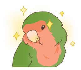 Chirping Bird sticker #292795
