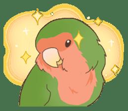 Chirping Bird sticker #292795