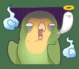Chirping Bird sticker #292798