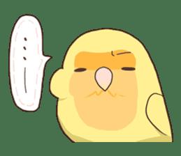 Chirping Bird sticker #292799