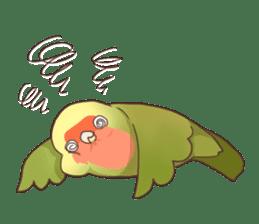 Chirping Bird sticker #292801