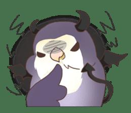 Chirping Bird sticker #292802
