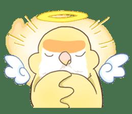 Chirping Bird sticker #292803