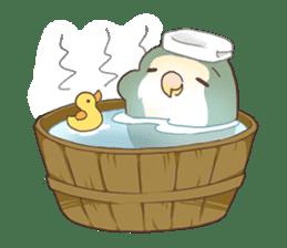 Chirping Bird sticker #292804