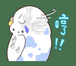 Chirping Bird sticker #292807