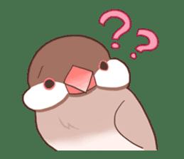 Chirping Bird sticker #292813