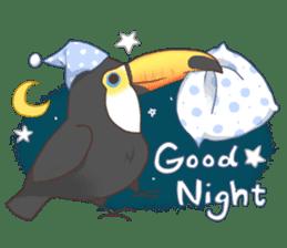 Chirping Bird sticker #292817