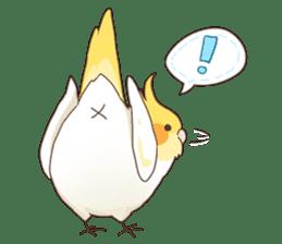 Chirping Bird sticker #292821
