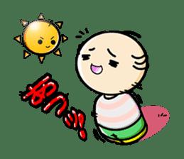 Mr.KOKESHI sticker #293350
