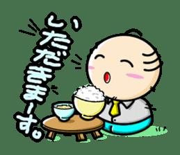 Mr.KOKESHI sticker #293351