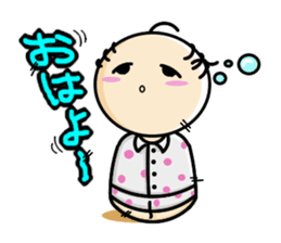 Mr.KOKESHI sticker #293354