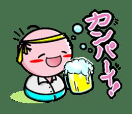 Mr.KOKESHI sticker #293357