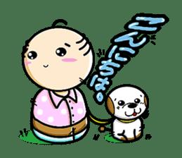 Mr.KOKESHI sticker #293362