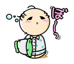 Mr.KOKESHI sticker #293376