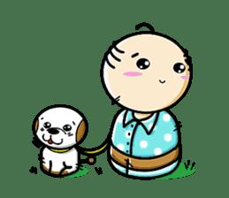 Mr.KOKESHI sticker #293378