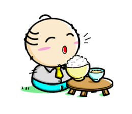 Mr.KOKESHI sticker #293382