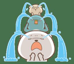 BearBearJoke 1 sticker #293436