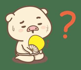 BearBearJoke 1 sticker #293441