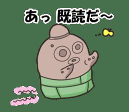 DOGUKUN&HANIKUN sticker #294322