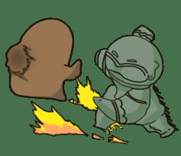 DOGUKUN&HANIKUN sticker #294327