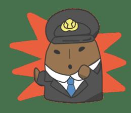 DOGUKUN&HANIKUN sticker #294336