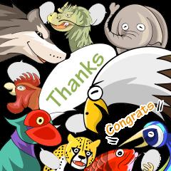 World Greetings (Congrats & Thanks)