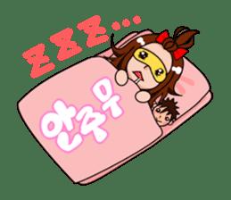 Ryo Mi & Sang Dok sticker #295189