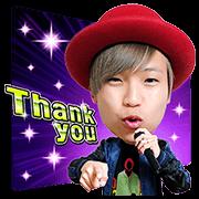 สติ๊กเกอร์ไลน์ Daichi Beatboxer สติกเกอร์พร้อมเสียง