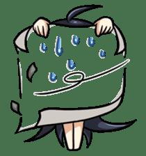 Lily & Marigold (Part Sara) sticker #297156