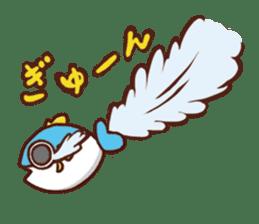 Eryngii & thunnus sticker #297360