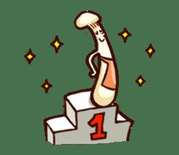Eryngii & thunnus sticker #297363