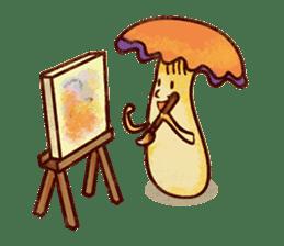 Eryngii & thunnus sticker #297366