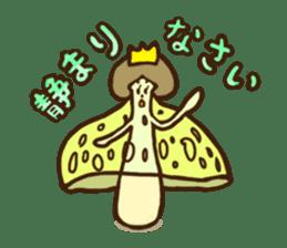 Eryngii & thunnus sticker #297377