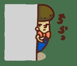 Eryngii & thunnus sticker #297380