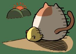 TAMA Nyanko sticker #297629