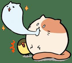 TAMA Nyanko sticker #297641