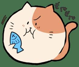 TAMA Nyanko sticker #297656