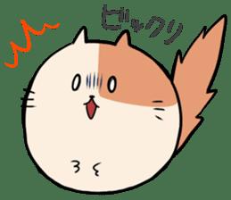 TAMA Nyanko sticker #297657