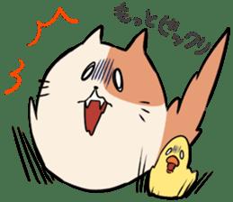 TAMA Nyanko sticker #297658